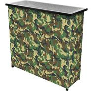 Trademark Global Hunt Camo 2 Shelf Portable Bar w/ Case at Sears.com