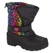 Athletech Girl's Rue 3 Winter Boot - Black at Kmart.com