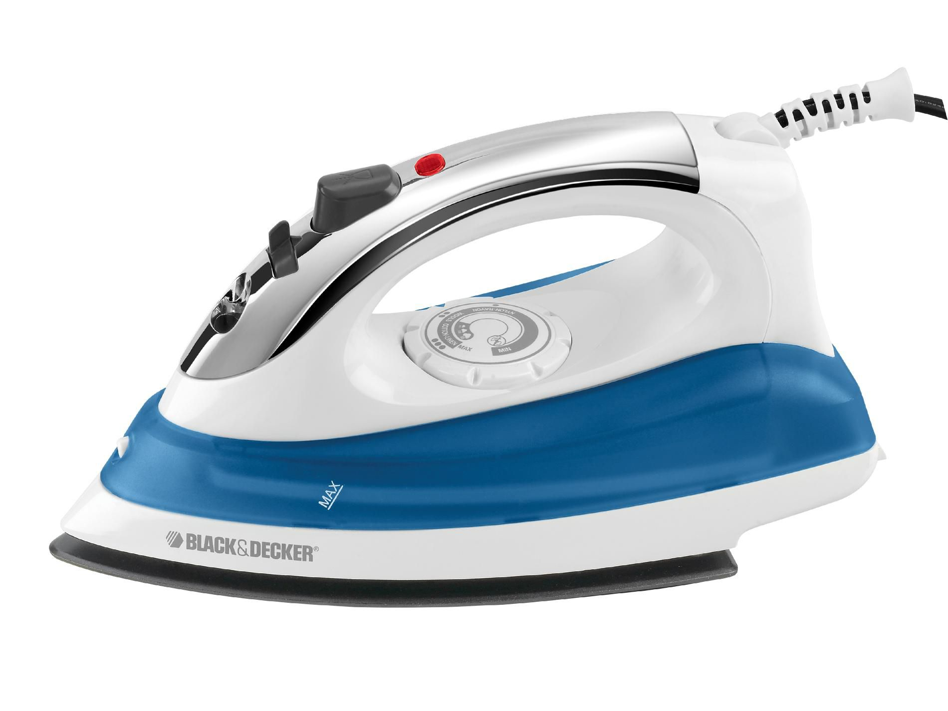 Quick N' Easy Steam Iron