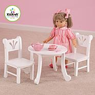 KidKraft Lil' Doll Table & Chair Set at Kmart.com