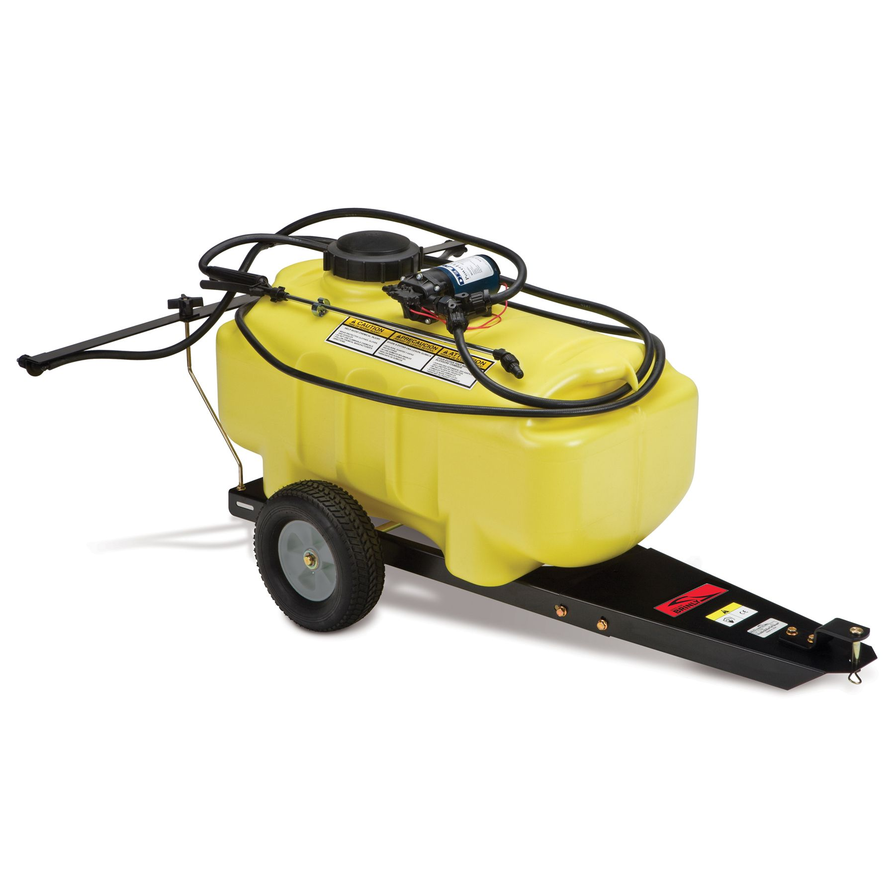 25-Gallon Tow Sprayer