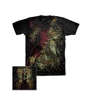 Sinister Young Men's Tee Shirt 'Sinister Anchor' Short Sleeve Black at Kmart.com