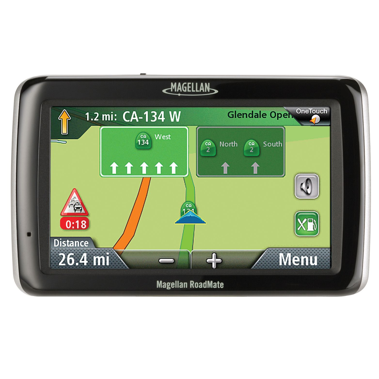 4.7 in. RoadMate® 3045-LM GPS - Refurbished