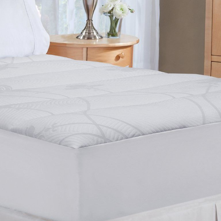 Premium Circular Knit Mattress Pad