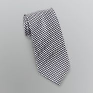 Dockers Men's Micro-Check Silk Necktie at Sears.com