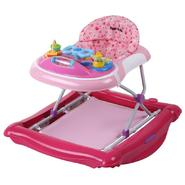 Dream On Me 2 in 1 Crossover Musical Walker and Rocker in Pink at Sears.com