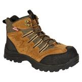 Genuine Dickies Men's Noel 6 inch Steel Toe Work Boot - Tan at mygofer.com
