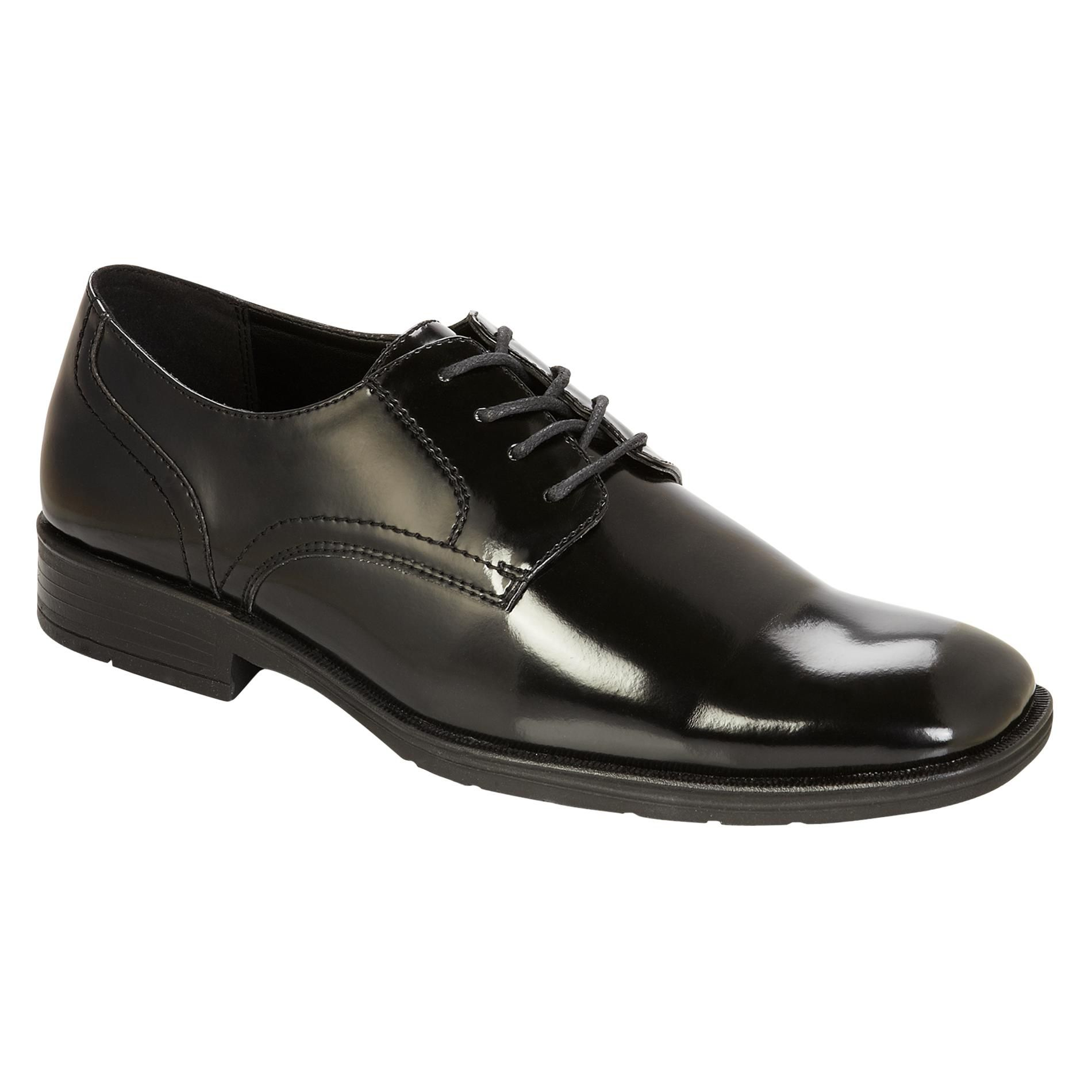 Thom McAn  Men's Kalen Dress Oxford - Black
