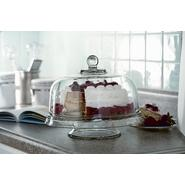 Essential Home Multi Use Glass Cake Stand at Kmart.com