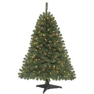 Trim A Home® 4.5 ft. Ashland Pine with 200 Lights - Clear at Kmart.com