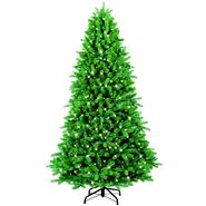 7.5 Ft Multi-Color Pre-Lit Colorado Spruce Artificial Christmas Tree at Kmart.com