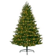 6.5 Ft Clear Pre-Lit Artificial Pine Christmas Tree at Sears.com