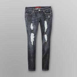 Bongo Junior's Rhinestone Skinny Jeans at Sears.com