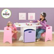 Kidkraft Table with Pastel Benches at Kmart.com