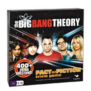 The BIG BANG THEORY FACT or FICTION Trivia Game at Kmart.com