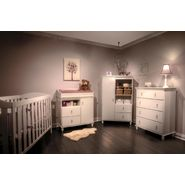 South Shore Moonlight Baby Bedroom Collection in Pure White at Kmart.com