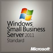 Microsoft Small Business Server Standard 2011 w/ 5 Client User CAL (include media) at Kmart.com