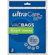 UltraCare Allergen Filtration Vacuum Bags for Bissell Upright Vacuums 3 pk at Kmart.com