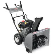 "Craftsman 24"" 179cc* Dual-Stage Snowblower at Sears.com"