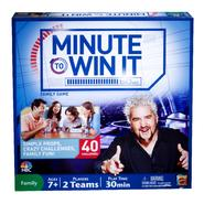 "Mattel NBC® ""Minute to Win It"" Family Game at Kmart.com"
