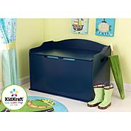 Kidkraft Austin Toy Box Blueberry at Kmart.com