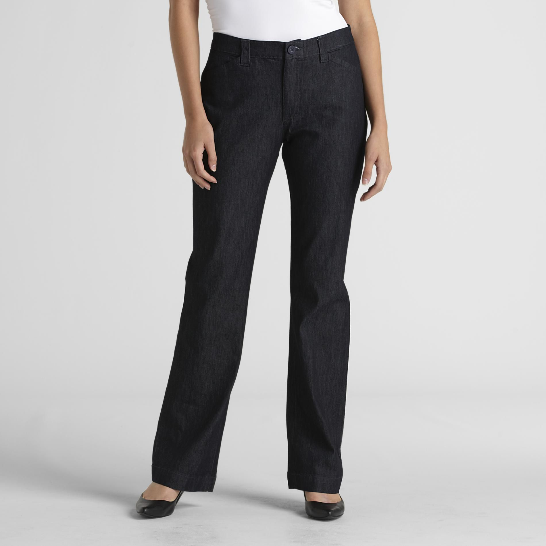 LEE Women's Comfort-Fit Denim Pants at Sears.com