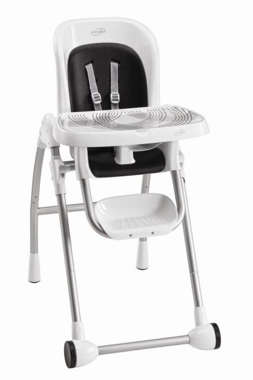 Evenflo  Modern 300 High Chair Wembley Black