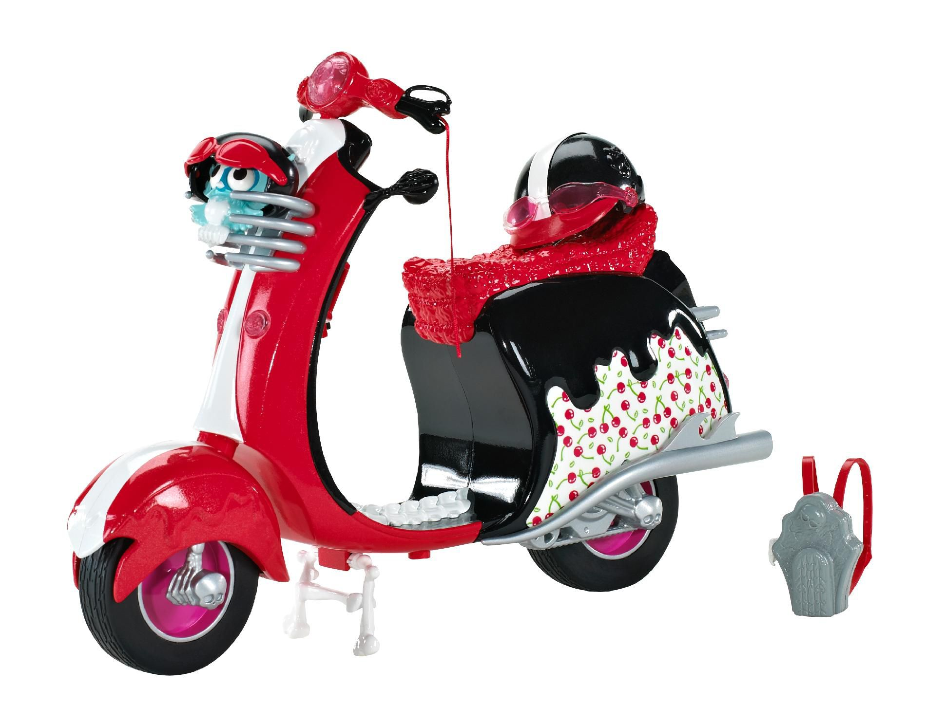 Monster High  GHOULIA YELPS™ SCOOTER