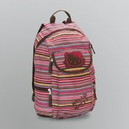 Hello Kitty Girl's Striped Backpack at Sears.com