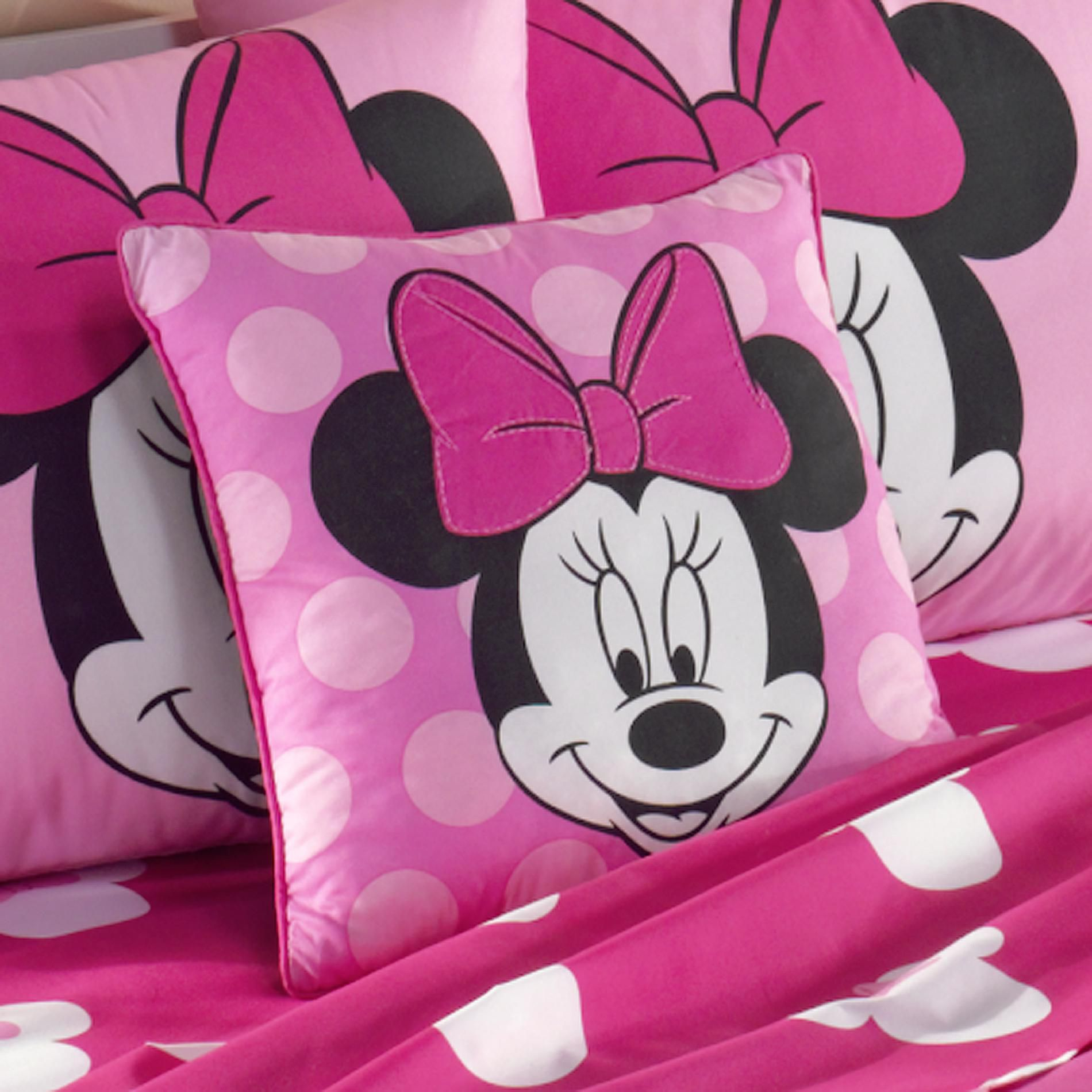 Minnie Mouse Decorative Pillow - 16 x 16