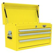 "Viper Tool Storage 26"" 3 Drawer 18G Steel Top Chest, Yellow at Sears.com"