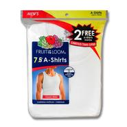Fruit of the Loom Men's Sleeveless Tops 7pk Contour Fit Tank at Kmart.com