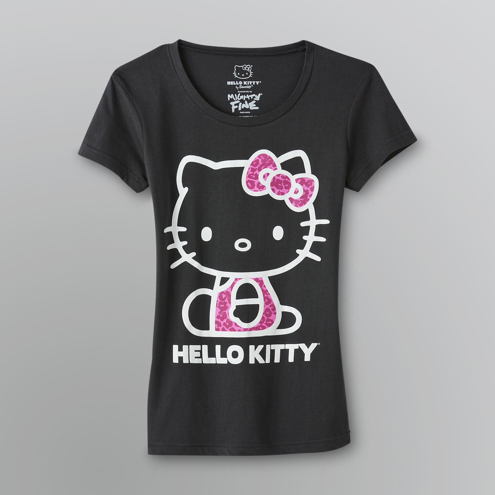 Hello Kitty Junior's Graphic T-Shirt - Classic Portrait at Sears.com