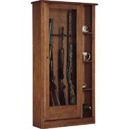 American Furniture Classics 10 Gun/Curio Cabinet Combination at Sears.com