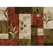 "Essential Home Geometric Floral Rug, 60""x84"" at Kmart.com"
