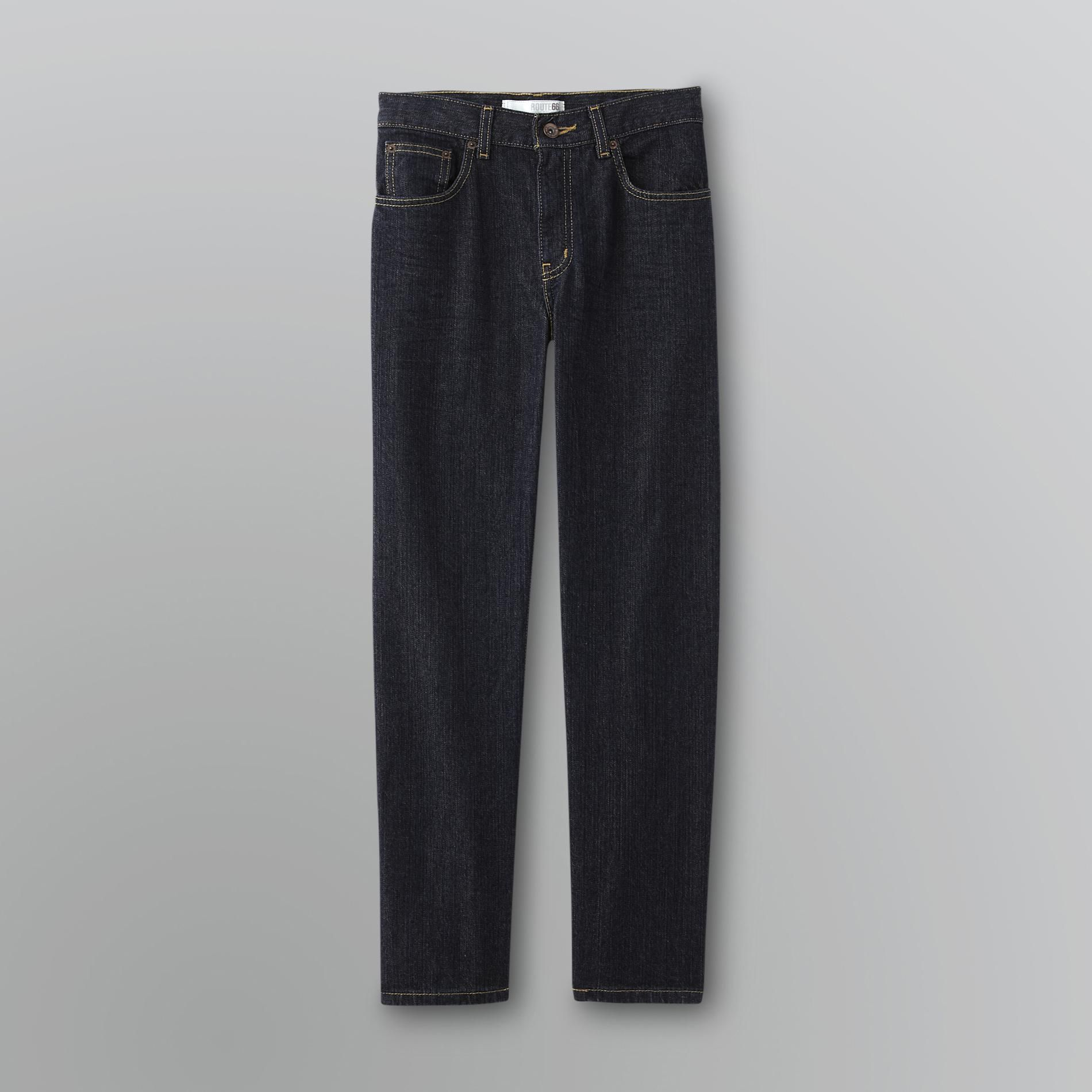 Route 66 Boy's Slim Straight Jeans
