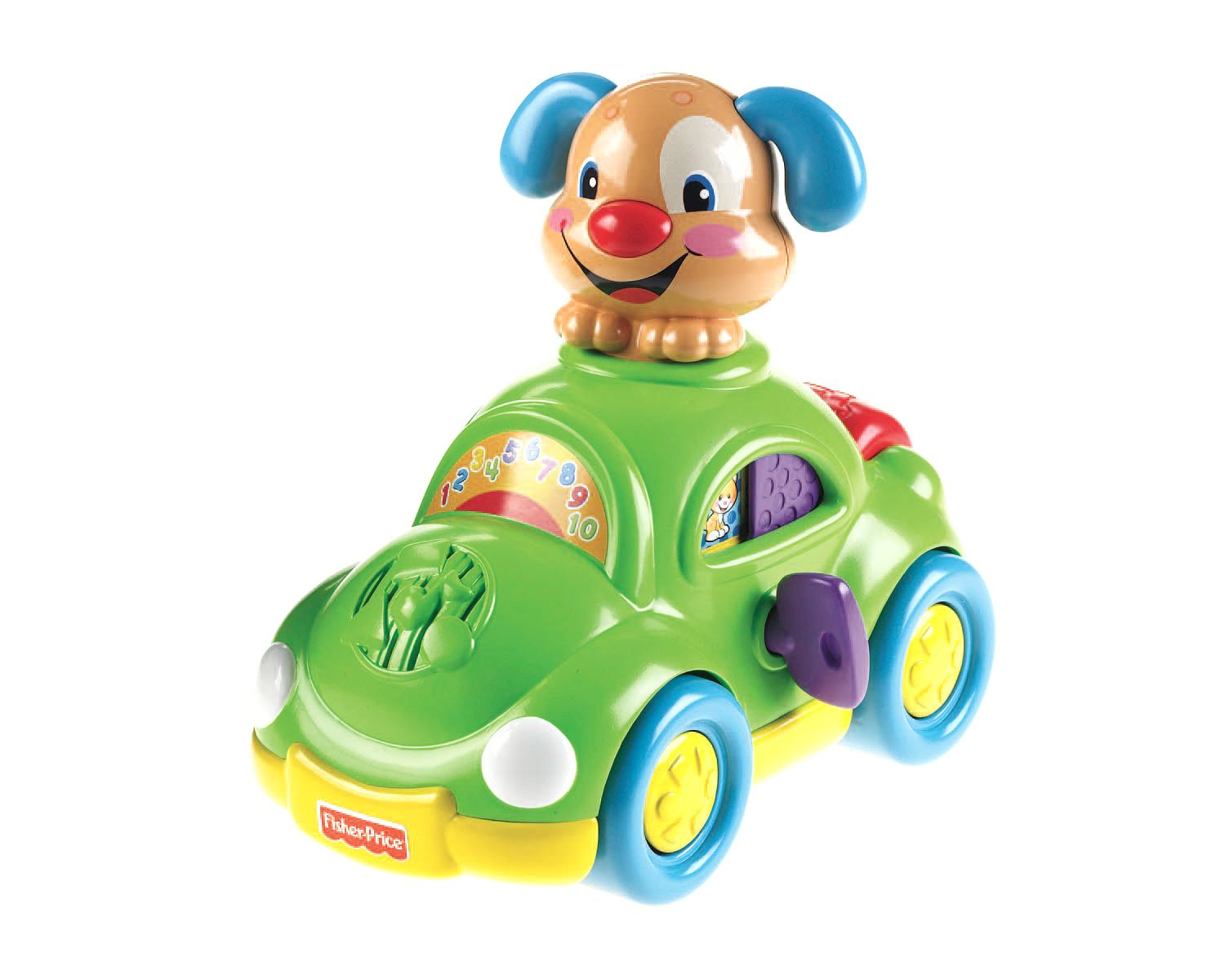 Laugh & Learn™ Puppy's Learning Car™
