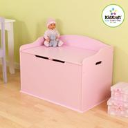 Kidkraft Austin Toy Box Petal Pink at Kmart.com