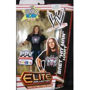 WWE Bret Hart - Best of PPV Elite Exclusive WWE Toy Wrestling Action Figure at Kmart.com