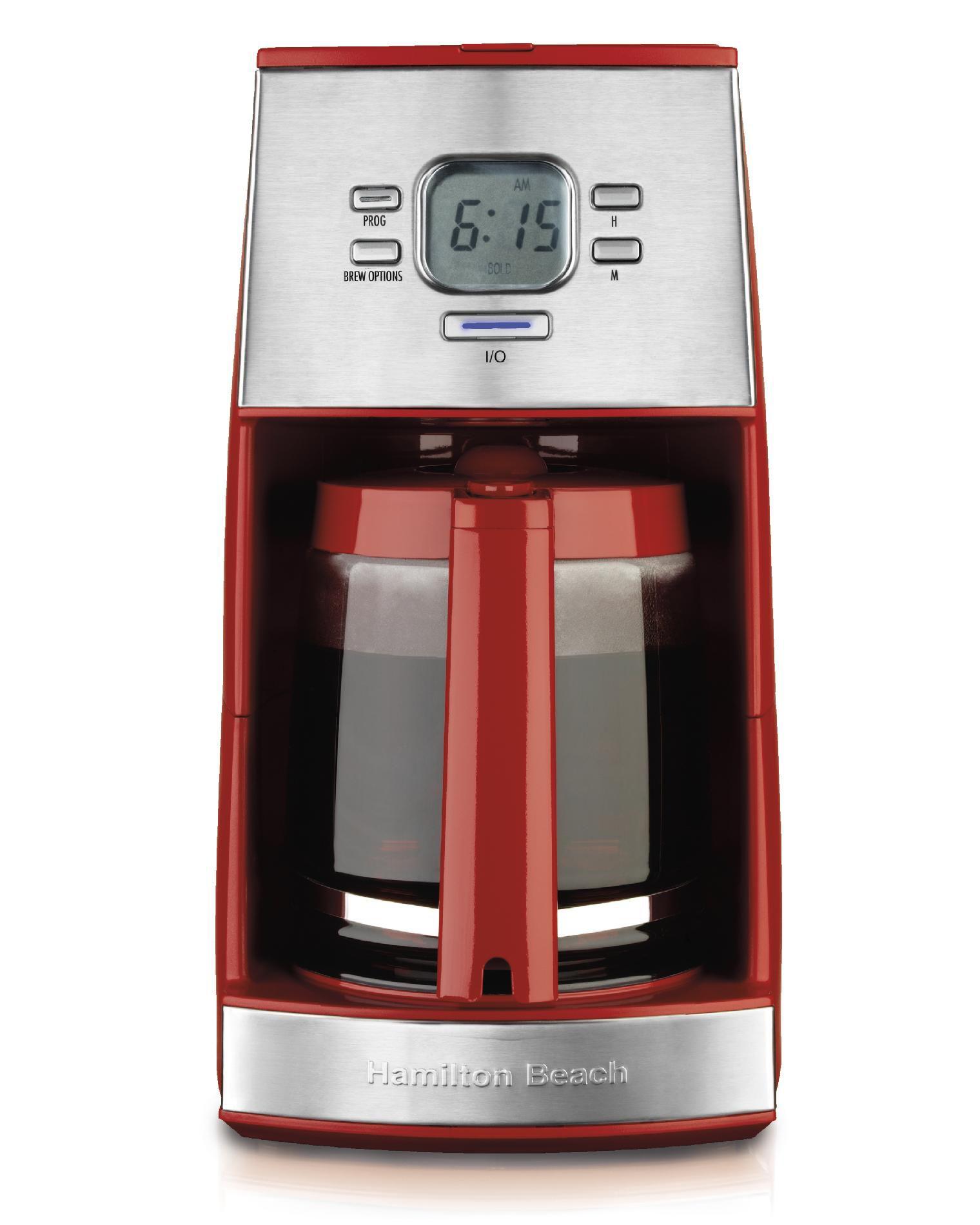 Hamilton Beach Brands Inc. 43253R Ensemble Drip Coffee Maker 12 Cup