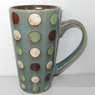 Home Essentials Blue Dot Coffee Mug at Kmart.com