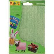 "Makin's Clay Texture Sheets 7""X5-1/2"" 4/Pkg-Set E (Curly Beard&Fur/Sweater/Diamond) at Kmart.com"