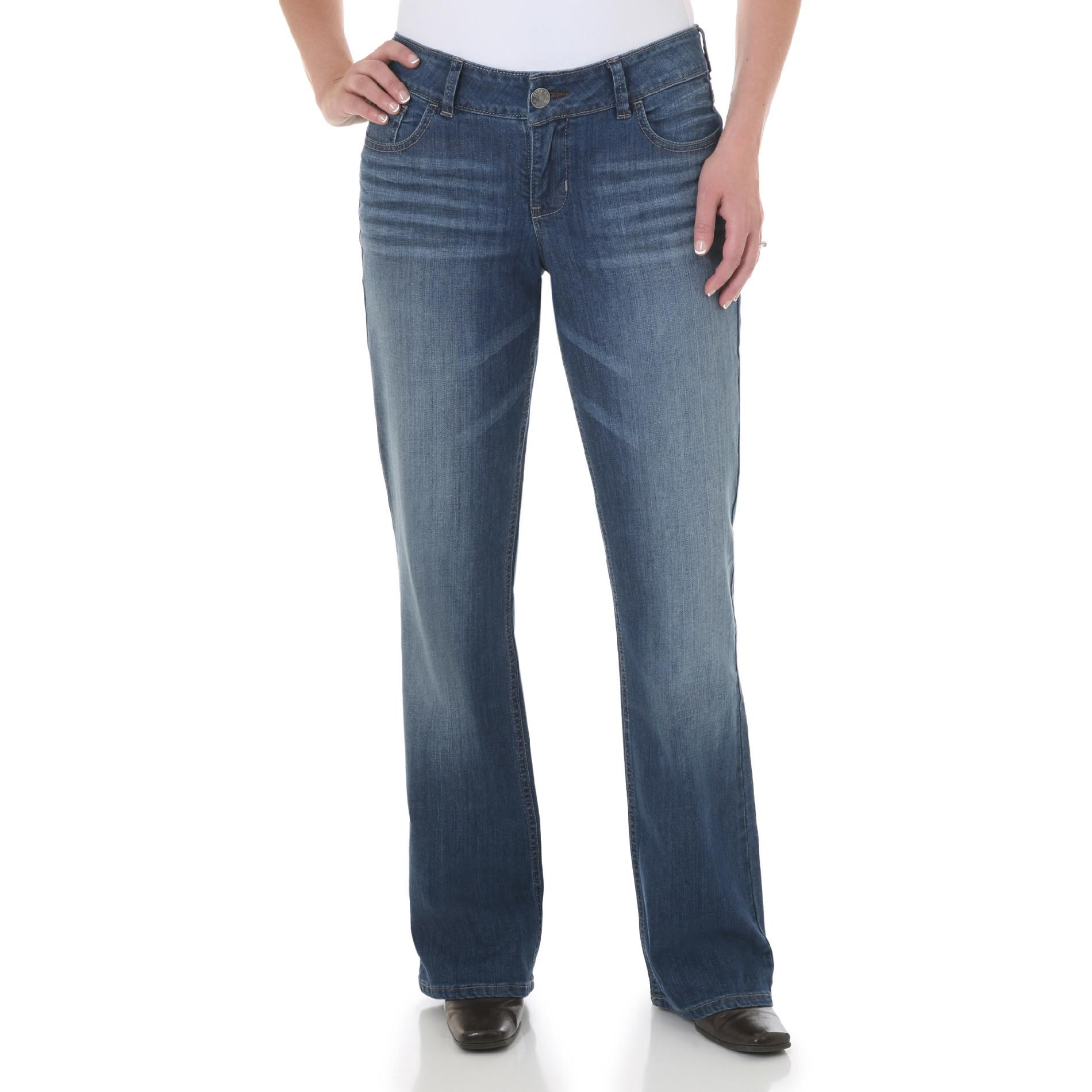 Riders by Lee Women's Slim Bootcut Jean at Kmart.com
