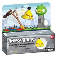 K'Nex Yellow Bird vs. Pig Angry Birds Building Set at Sears.com