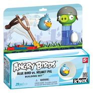 K'Nex Blue Bird vs. Pig Angry Birds Building Set at Sears.com