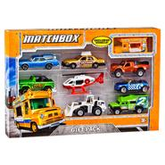 Matchbox 9 VEHICLE GIFT PACK - STYLES AND COLORS MAY VARY. at Sears.com