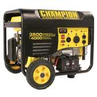 Champion Power Equipment 46539 3500/4000 Watt Portable Gas Generator Wireless Remote Electric Start RV Ready (CARB)