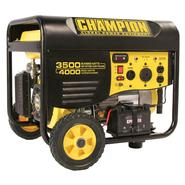 Champion Power Equipment 46539 3500/4000 Watt Portable Gas Generator Wireless Remote Electric Start RV Ready (CARB) at Sears.com