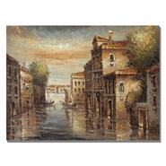 "Trademark Fine Art 24x32 inches Rio ""Auburn Venice"" at Kmart.com"