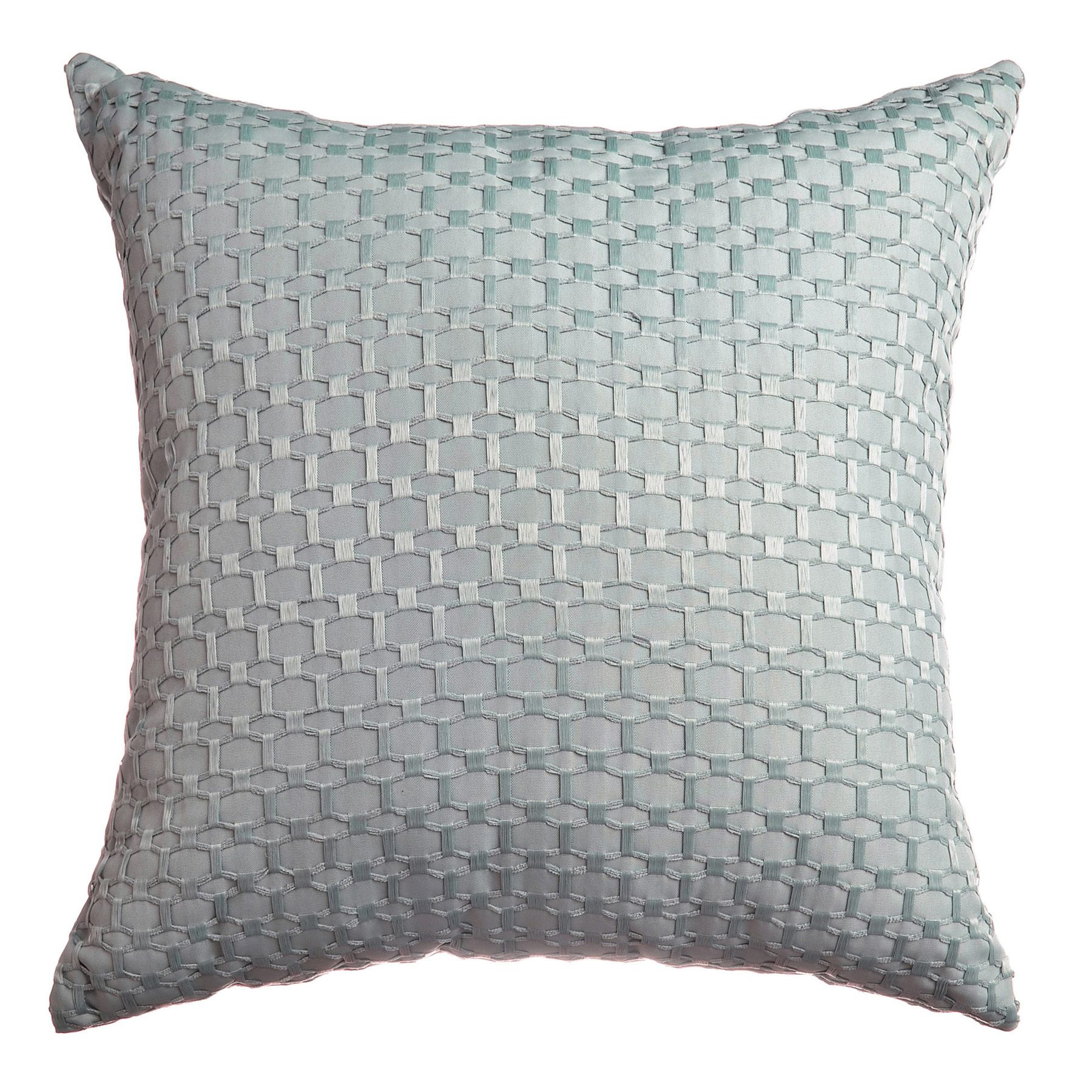 Decorative Pillows Kmart : Softline Home Fashions, Inc Dalton Seafoam 18x18 Decorative Pillow